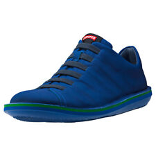Camper Beetle Hommes Chaussures Blue Neuf Chaussure