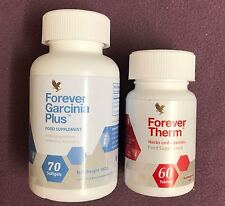 Forever Living Garcinia Cambogia Plus & Therm Diet Supplements Weight Loss C9 BN