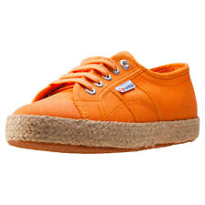 Superga 2750 Rope Donna Formatori Orange nuovo Scarpe