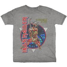 OFFICIAL LICENSED - IRON MAIDEN - SOMEWHERE IN TIME T SHIRT METAL EDDIE
