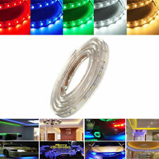 1M 3.5W Waterproof IP67 SMD 3528 60 LED Strip Rope Light Christmas Party Outdoor