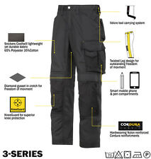 Snickers Lightweight Summer Work Trousers with Kneepad Pockets 3311 Cooltwill