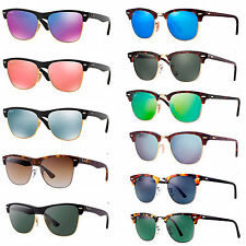 Ray Ban - Sunglasses RB3016 1145/17 51 Clubmaster lenses