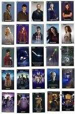 Doctor Who THE CARD GAME Artcards (C7E) {Set 2} 2014 (Assorted Cards)