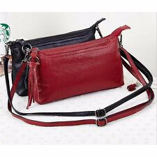 Fashion Women Lady Leather Purse Handbag Shoulder Tote Messenger Crossbody Bag#