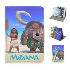 """Trolls cartoon case pu leather stand cover for 7-7.9"""" universal tablets cover"""
