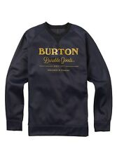 2018 Burton MB Bonded Crew Indigo Heather