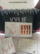 100% GENUINE Kylie Cosmetics Full Size Liquid Lipsticks! In Love With The KOKO