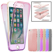 Luxury Ultra Slim Shockproof Bumper Case Cover for Apple iPhone 5s 8 7 6S Plus X