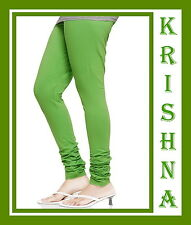 PARROT GREEN COLOUR ( XXXL : XXL : XL : L : M : S ) ALL SIZES LEGGINGS AVAILABLE