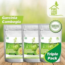 Garcinia Cambogia ~ Pure Detox Strong Weight Loss Slimming/Diet Aid ~ 95% HSA