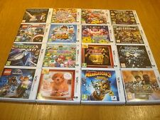Nintendo 3DS Games - 20 GAMES - Select From List