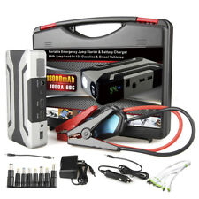 18000mAh Car Jump Starter  Portable Emergency Power Bank with 1000A Peak Current