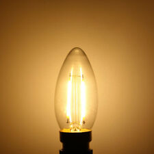 Dimmable B22 C35 2W Retro COB Filament 200Lm Vintage Edison Light Bulb AC220V