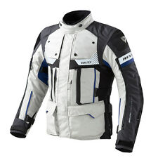 REV'IT! PROTECTION PRO GTX MOTO VESTE GRIS BLEU REV IT REVIT toutes tailles