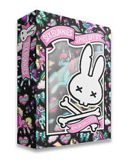SIX Bunnies UNICORNO SET REGALO BAMBINO VESTITI alternative punk goth rock