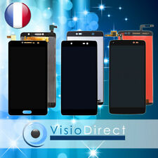 Vitre tactile+ LCD pour Alcatel One Touch Idol 5.5 Idol 3 OT-6045 Idol 4 OT-6055
