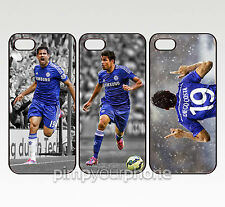 DIEGO COSTA CHELSEA FC iPhone 4 4S 5 5S 5C 6 6 PLUS RIGIDA CUSTODIA COVER