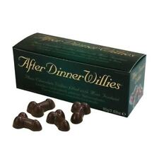 After Dinner Willies or Nipples Adult Chocolate Mint Filled Willy Hen Gift Party