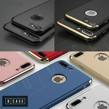 For New Apple iPhone 8 7 6s Plus Shockproof Full Protective Hard Back Case Cover