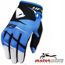 UFO GUANTI GLOVES REVOLT BLU CROSS ENDURO COD. GU04400