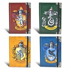 Harry Potter Back to School Notebook - Gryffindor, Ravenclaw, Hufflepuff