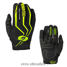 Oneal Element Handschuhe neongelb MTB MX Motocross Cross Enduro Quad Supermoto