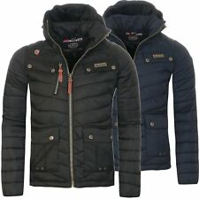 Geographical Norway Herren Winter Jacke Steppjacke S M L XL XXL