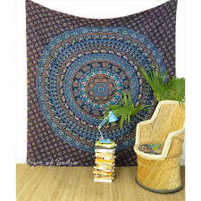 Large Queen Wall Hanging Tapestry Mandala Bedspread Hippie Boho Bohemian Indian