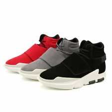 New Men Sneakers High Top Running Sport Shoes Basketball Outdoor Athletic Casual