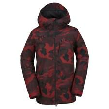 2018 Volcom Prospect Insulated Jacket Red, Snowboarding ,Casual Etc