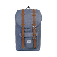 Herschel Little America Classic Backpack Zaino 10014 01570 Dark Chambray Cross