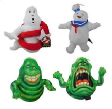 """Official GHOSTBUSTERS 12"""" Plush SOFT TOY Logo Stay Puft Slimer"""