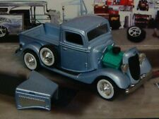 1935 35 Ford Step-side Pickup Truck 1/64 Scale Limited edition S