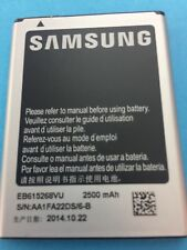 GENUINE BATTERY SAMSUNG EB615268VU GALAXY NOTE SERIE 2500mAh 9,25Wh SM-N7000 OEM