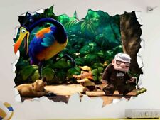 Up Movie Wall Vinyl Sticker Poster - Game Room Bedroom Man Cave Mural