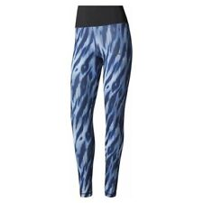 Adidas - LONG TIGHT HR AOP - LEGGINGS SPORT - art.  BQ2110-C