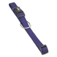 NOBBY CANI COLLARE Classic Blu, varie misure, NUOVO