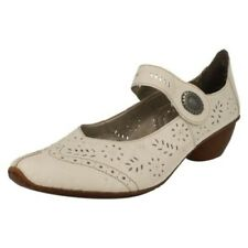 Mujer Rieker Mary Jane Tacones The Style - 43780