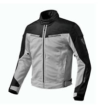 REV´IT! - Chaqueta Airwave 2 plata, negro