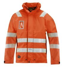 Snickers 1683 High-Vis GORE-TEX Shell Jacket  Class 3 SnickersDirect Orange