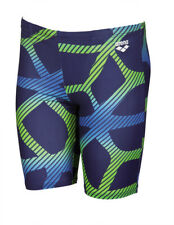 Arena Boys Spider Swimming Jammers .Boys Swimming Trunks.Arena Junior Jammers
