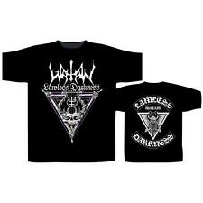 OFFICIAL LICENSED - Watain - LAWLESS DARKNESS T SHIRT Suédois Black Metal