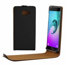 Samsung Galaxy A5(2016) Leather Case Vertical Wallet Flip Magnetic Buckle Style