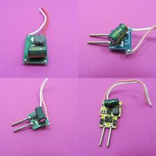 LED Driver 12V DC Pin MR16 Constant Current 300 - 820mA DIY Power Supply