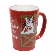 LazyOne I'm Unstable in the Morning Mug