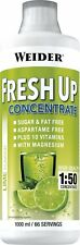 WEIDER Fresh up CONCENTRATO 1000 ml Bottiglia (11,99 EURO / 1000 ml)