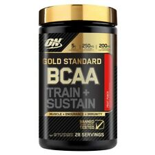 OPTIMUM NUTRITION BCAA TRAIN + SUSTAIN 266 G Aminoacidi Ramificati