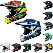 SHOEI VFX-W vfxw Motocross MX Off Road Dirt moto casco