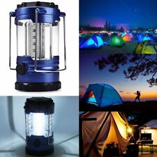 Portable LED Rechargeable Collapsible Outdoor Solar Camping Tent Light Lantern
